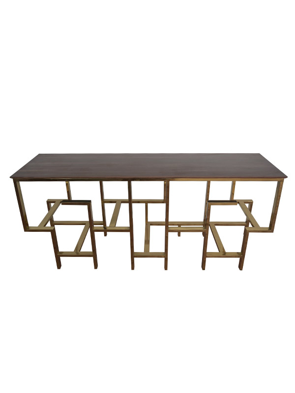 ALEX BAR TABLE