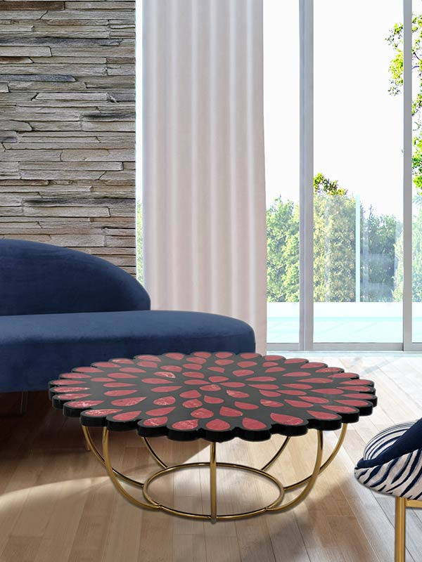 Floret Coffee Table
