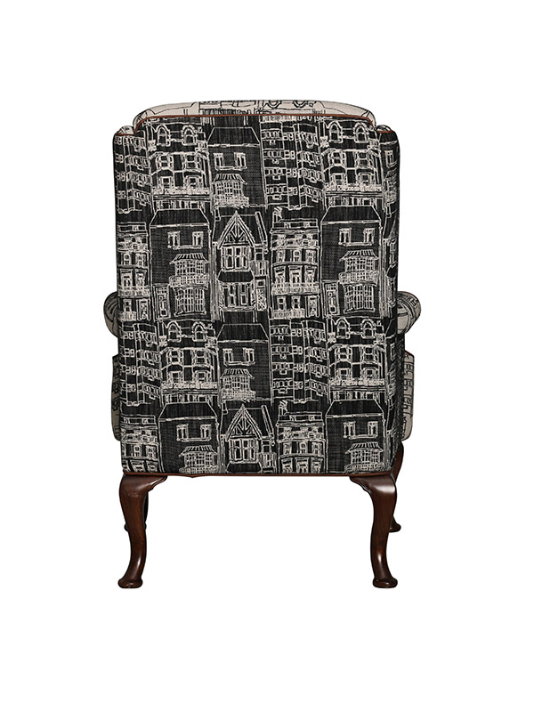 Venice Wing Back Chair