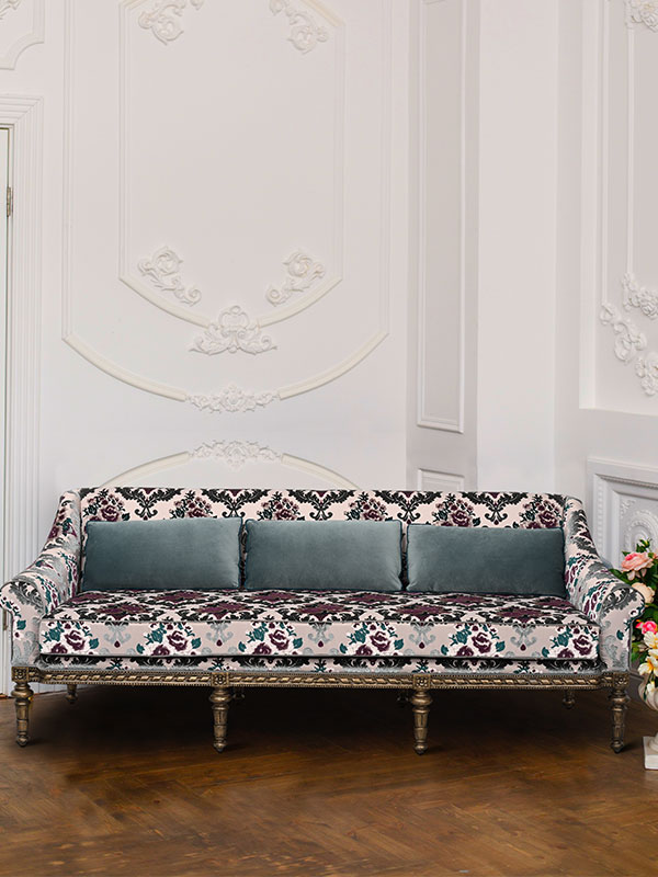 GENOVA THREE SEATER SOFA