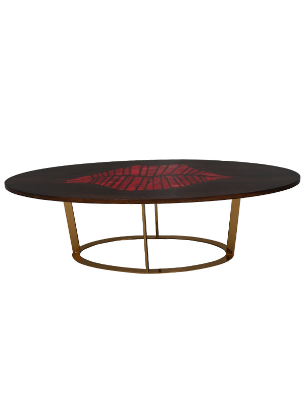 Red Lips Coffee Table