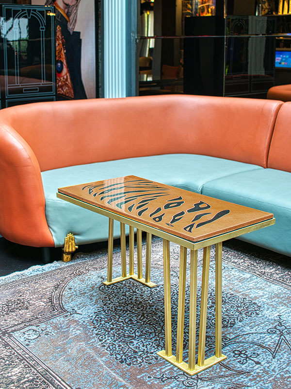 Panthera Coffee Table
