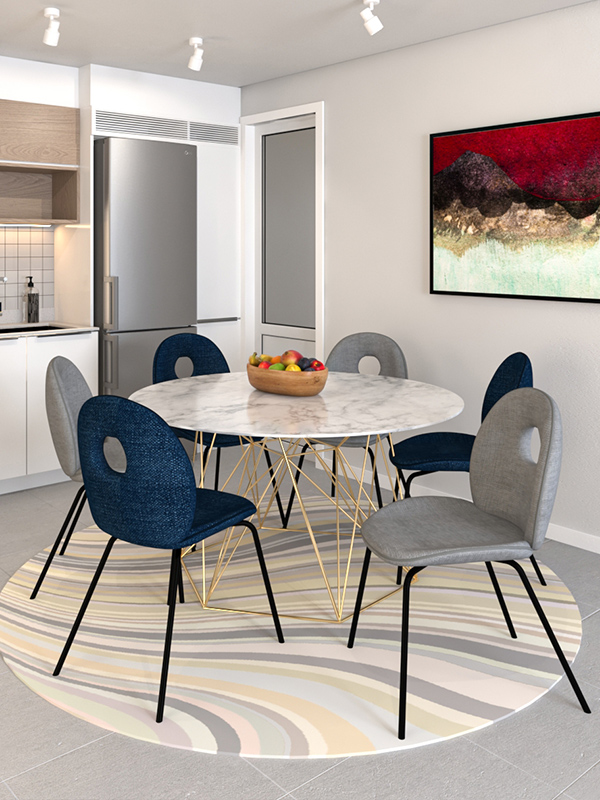 Maze Dining Table Set