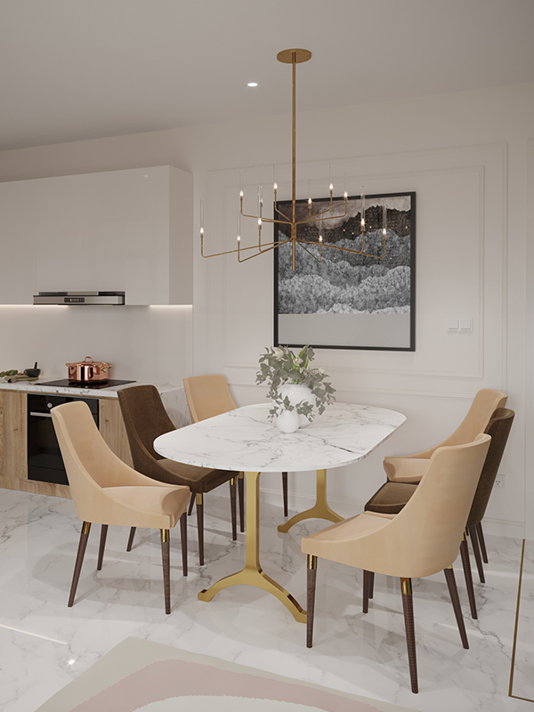 Finch Dining Table Set