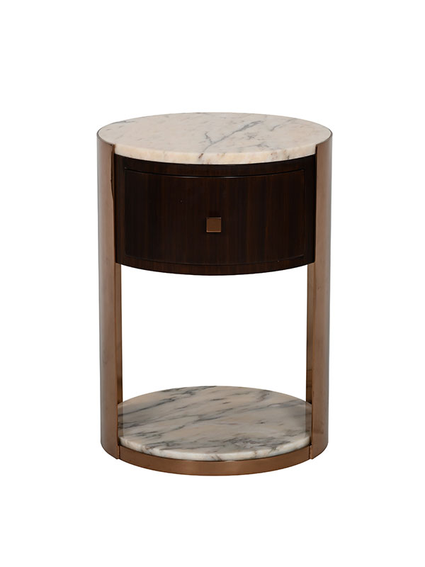 Clark Bedside Table