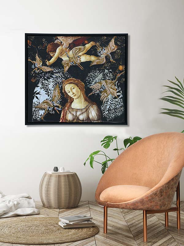Boticelli's Angel 2