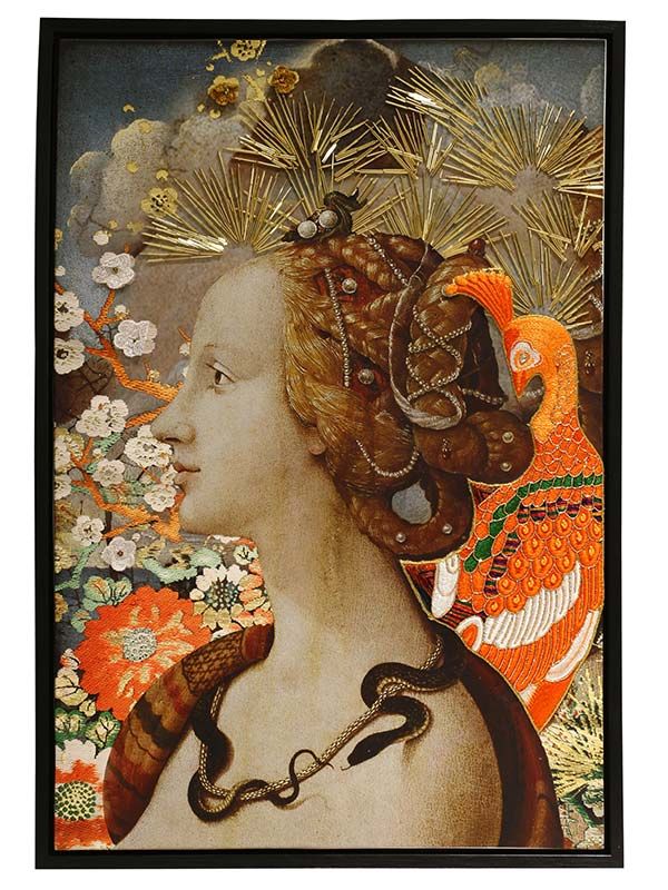 Boticelli's Angel 4
