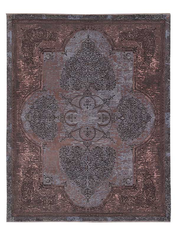 ORIENTAL PERSIAN KNOTTED RUG