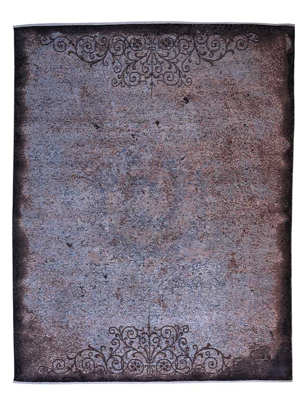 Haze Persian Knotted Rug