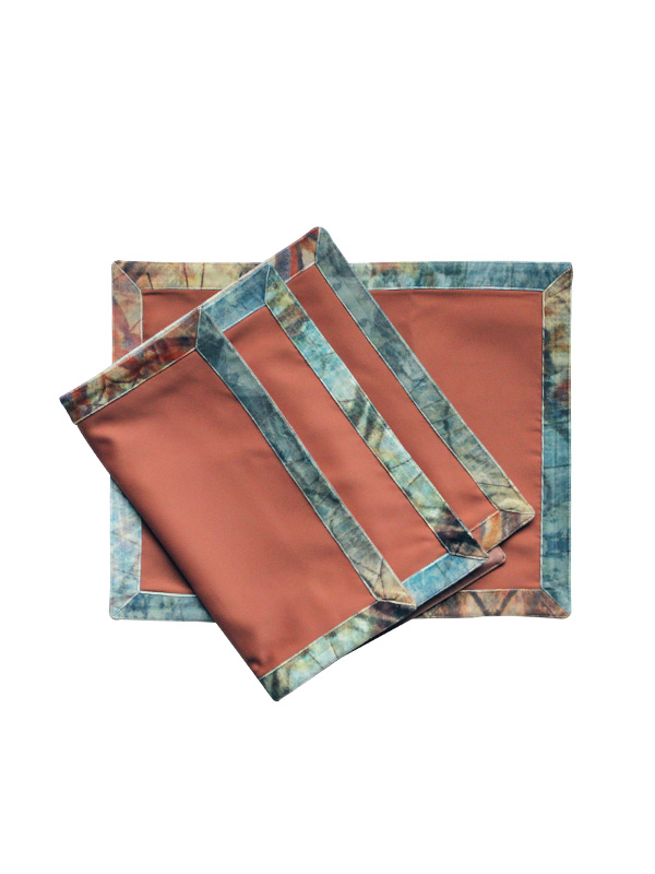 Maya Table Mats (set Of 4)