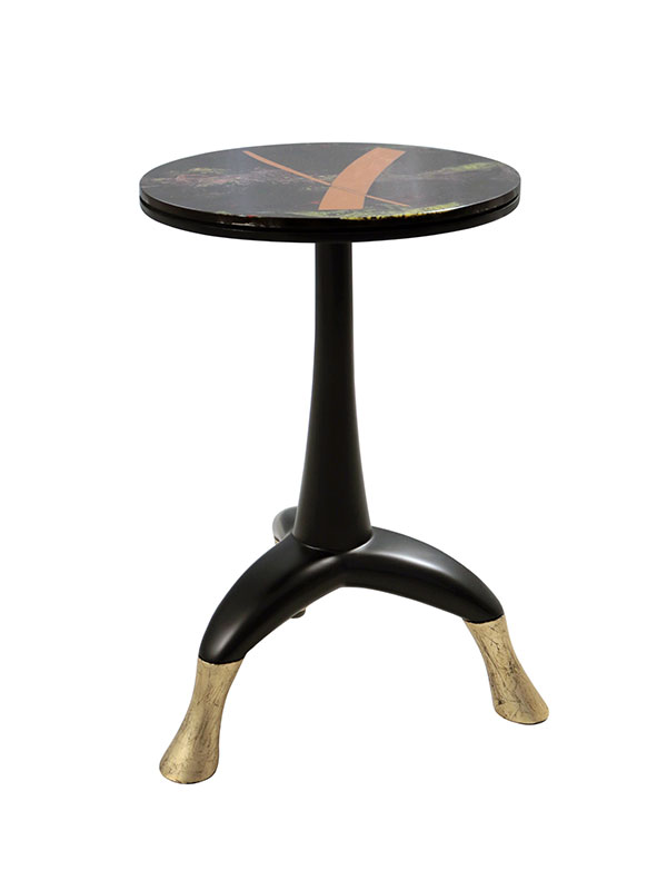 Rocky Star's Ocean End Table (small)