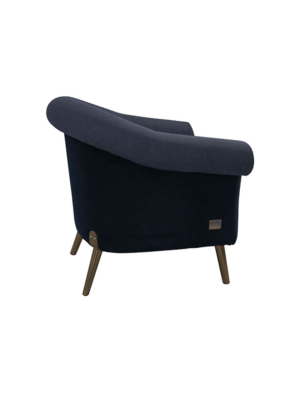 Rocky Star's Ocean Blue Lounge Chair