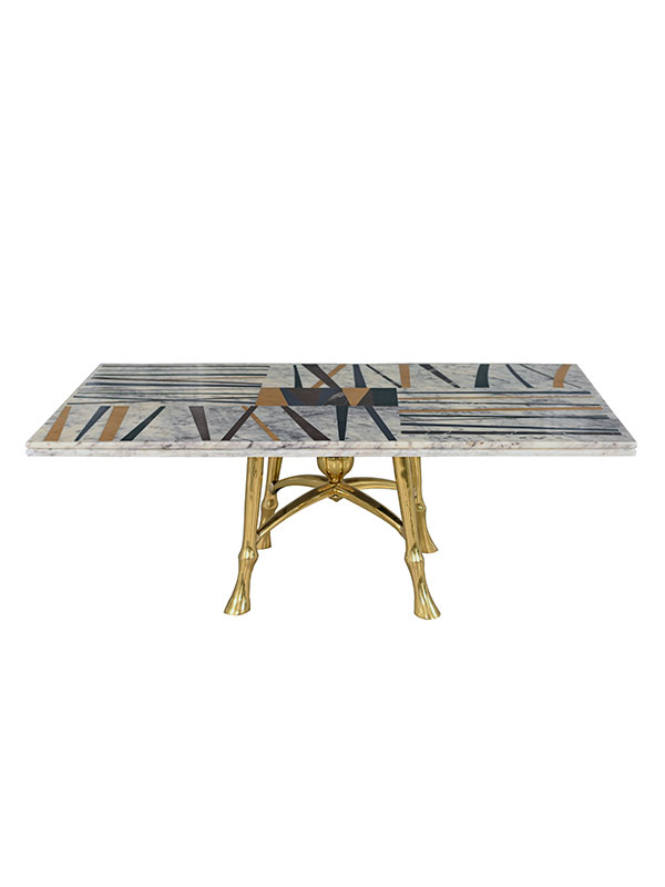 Rocky Star's Ocean Coffee Table