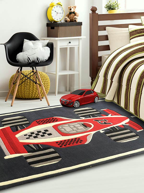 The Supercar Rug