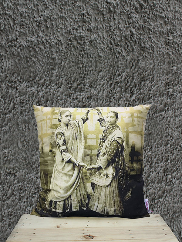Ojaswani Cushion Cover