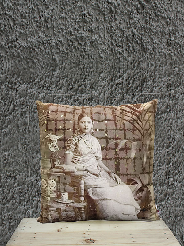 Kama Cushion Cover