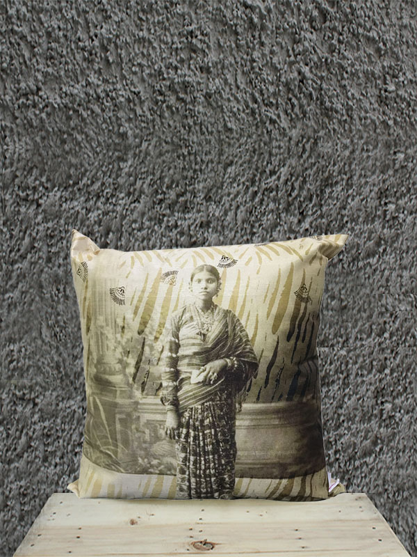 Omana Cushion Cover