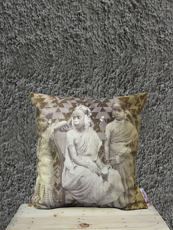 Suma Cushion Cover