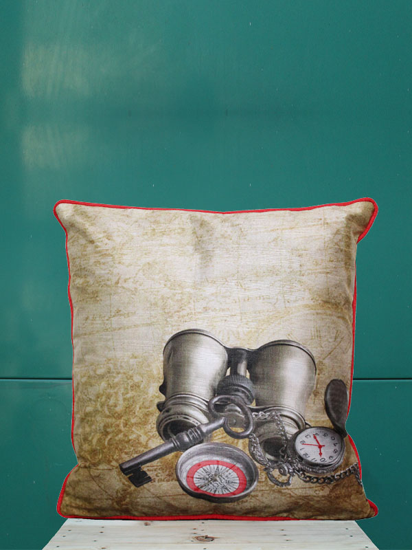 Travel Cushion Cover