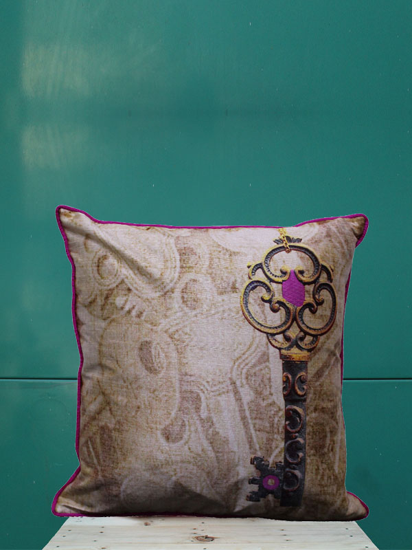 Key Cushion Cover