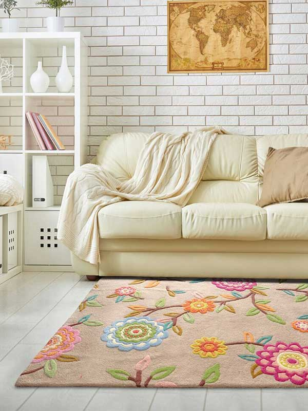 Beautiful Blossoms Rugs