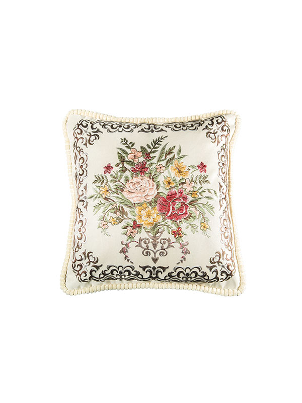 Madalene French Tapestry Cushion Cover