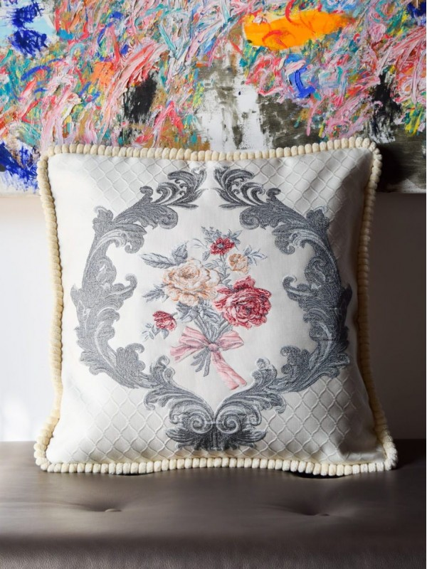Vivienne French Tapestry Cushion Cover