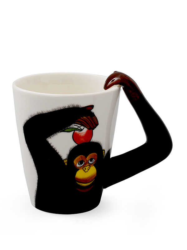 Gorilla Arm Coffee Mug