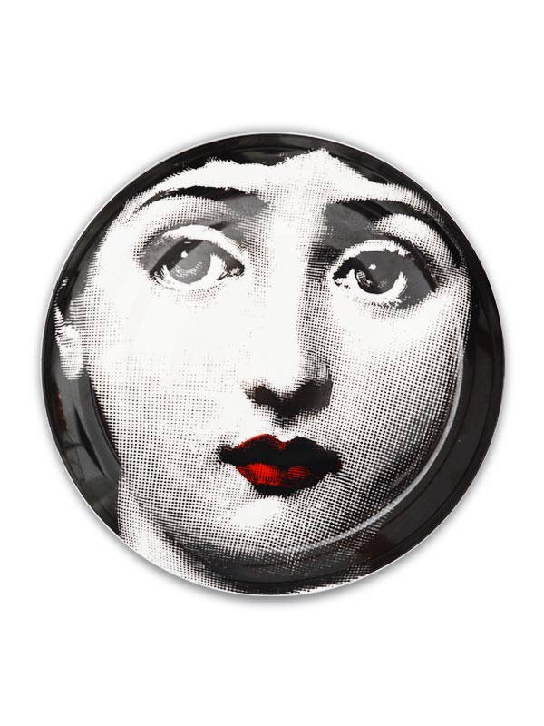 Woman Series Wall Plate (Set of 6)