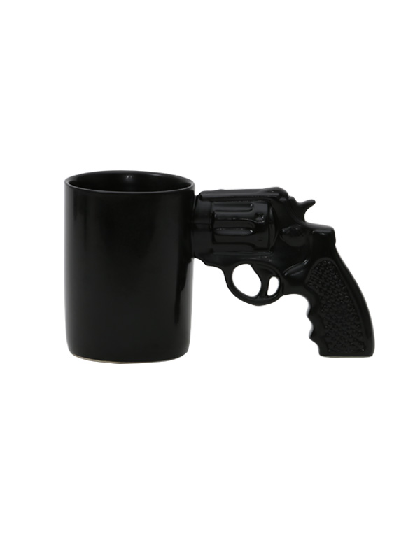 Pistol Handle Coffee Mug