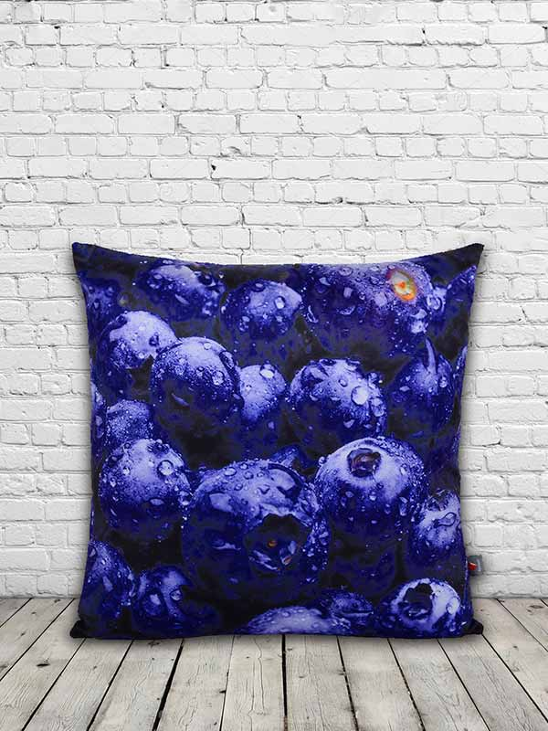 Blueberry Mania Cushion (Set of 2)