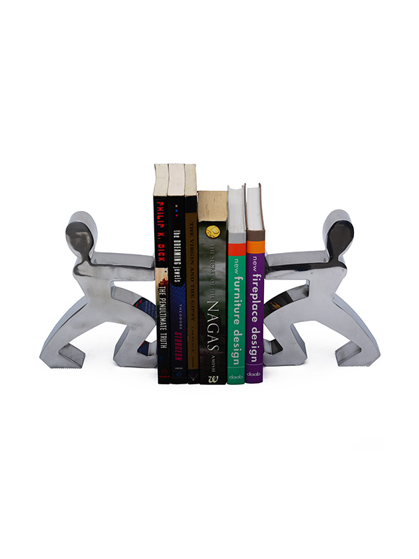 Kung Fu Bookends