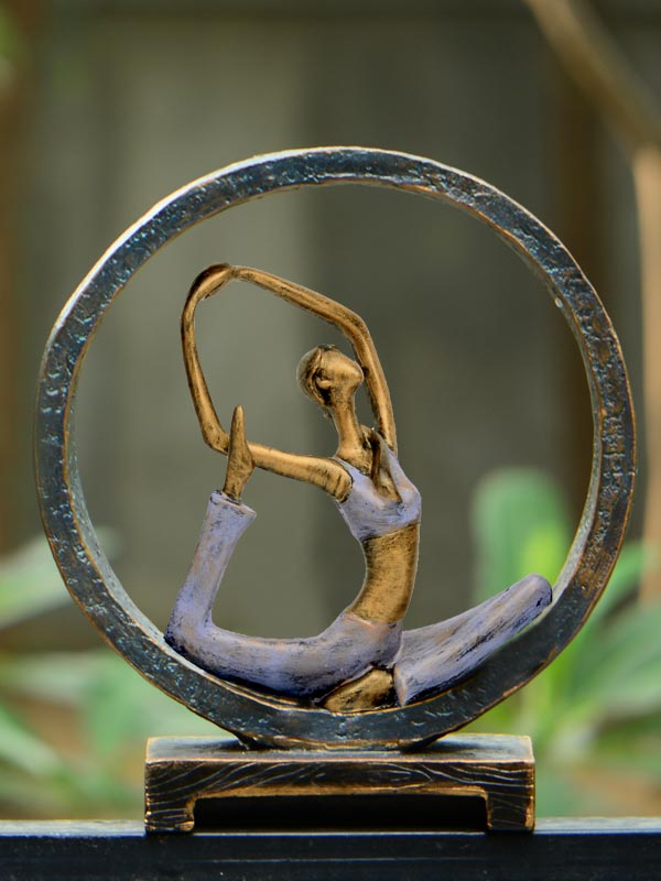 Yoga Pose Figurine (Pose 3)