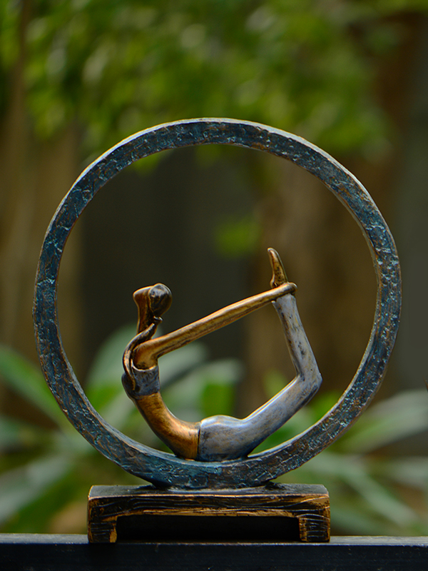 Yoga Pose Figurine (Pose 1)