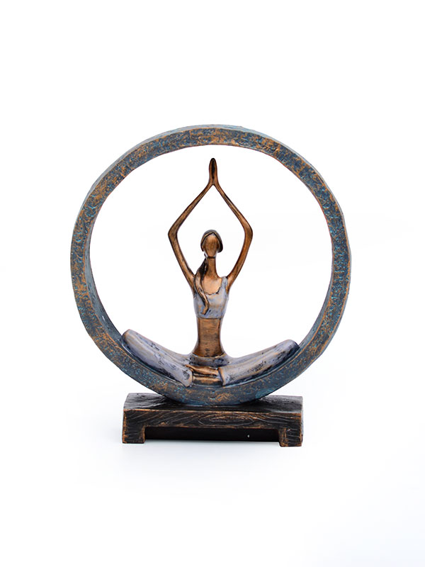 Yoga Pose Figurine (Pose 4)