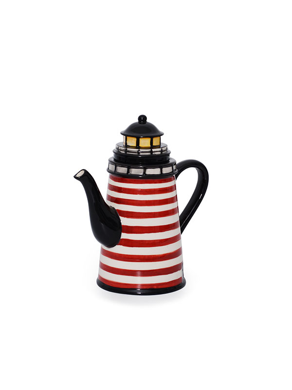 Lighting House Teapot