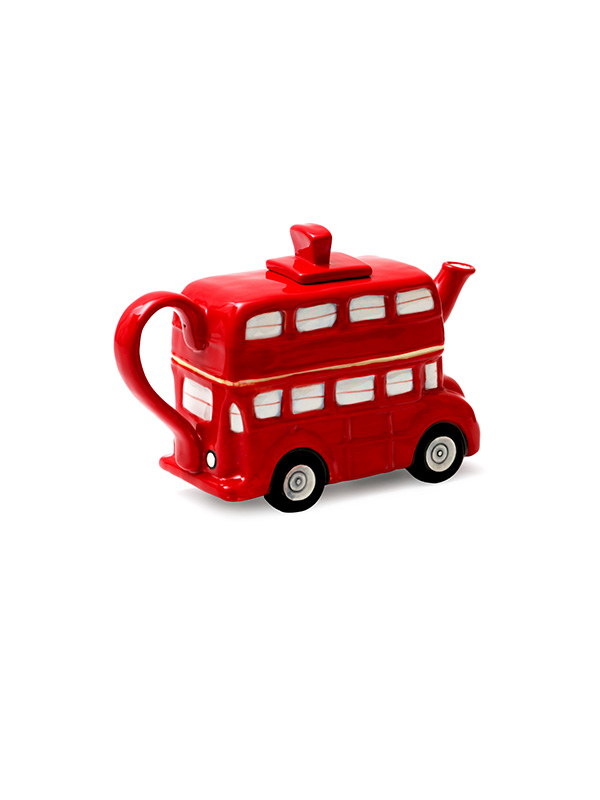 London Bus Teapot