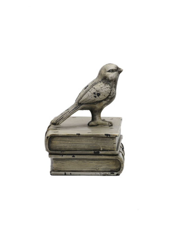 Sparrow Bookend Pair
