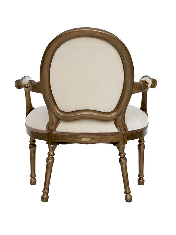 Amayra Chair (Off White)