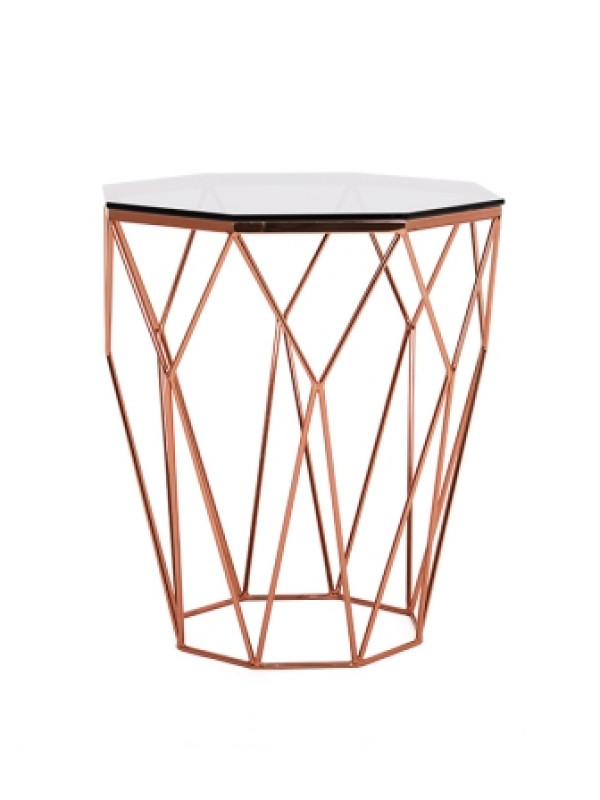 Bellagio Octagonal End Table
