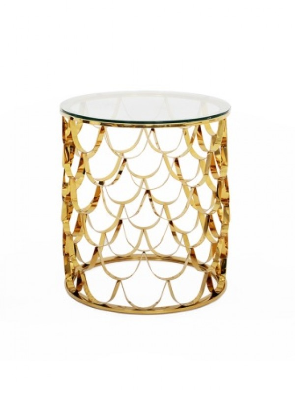 The Fisherman End Table