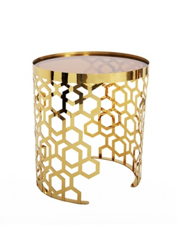 Clarke Decorative End Table