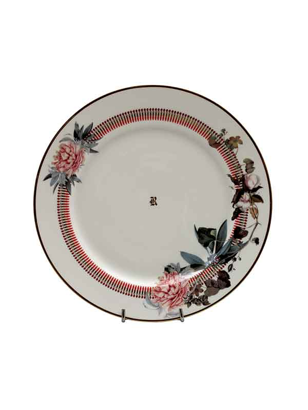 Botanical Dining Plate