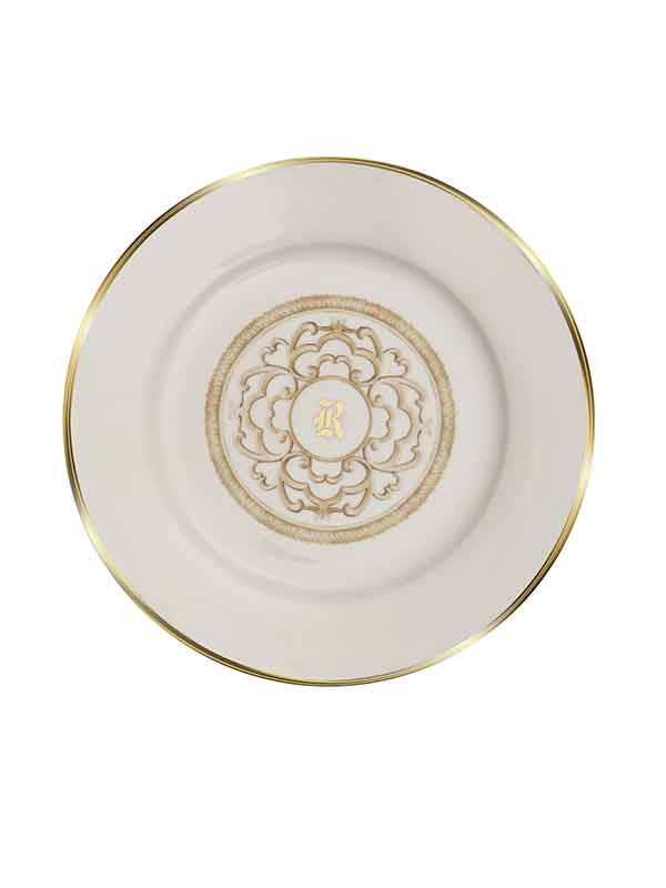 Baroque Quarter Plate (Set of 4)