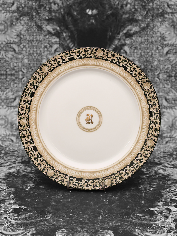 Baroque Dining Plate (Set of 4)