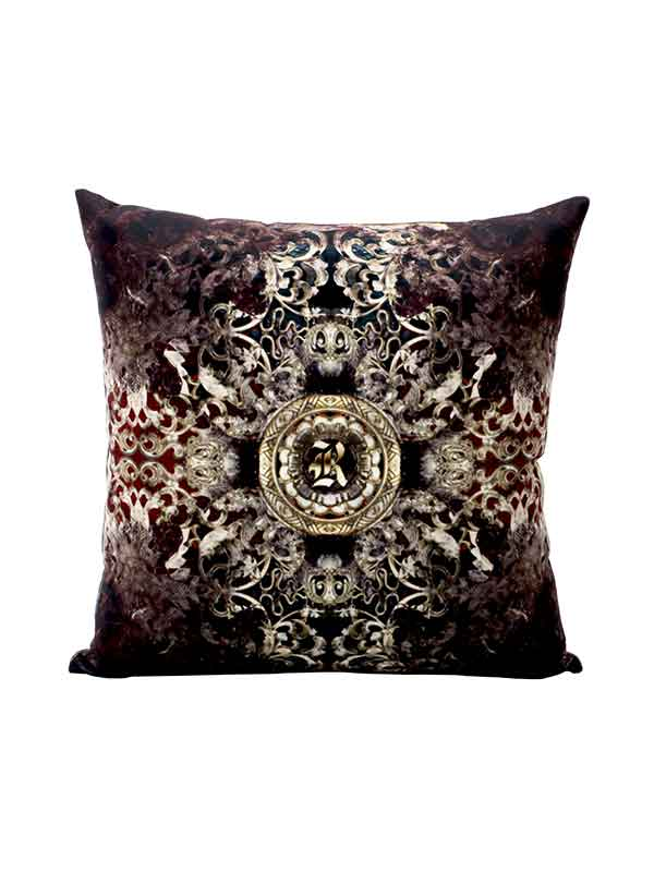 Baroque Square Cushion (Set of 2)
