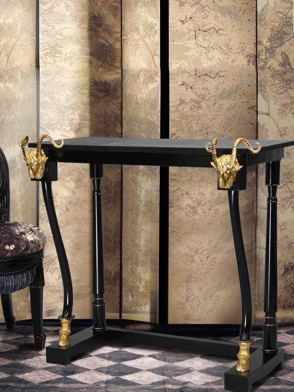 Rocky Star's Console Table