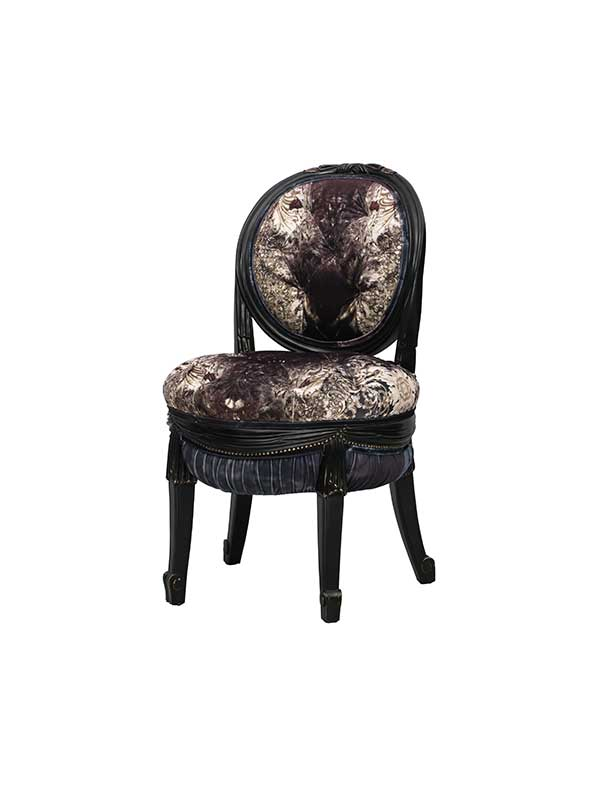 Rocky Star's Baroque Occasional Chair