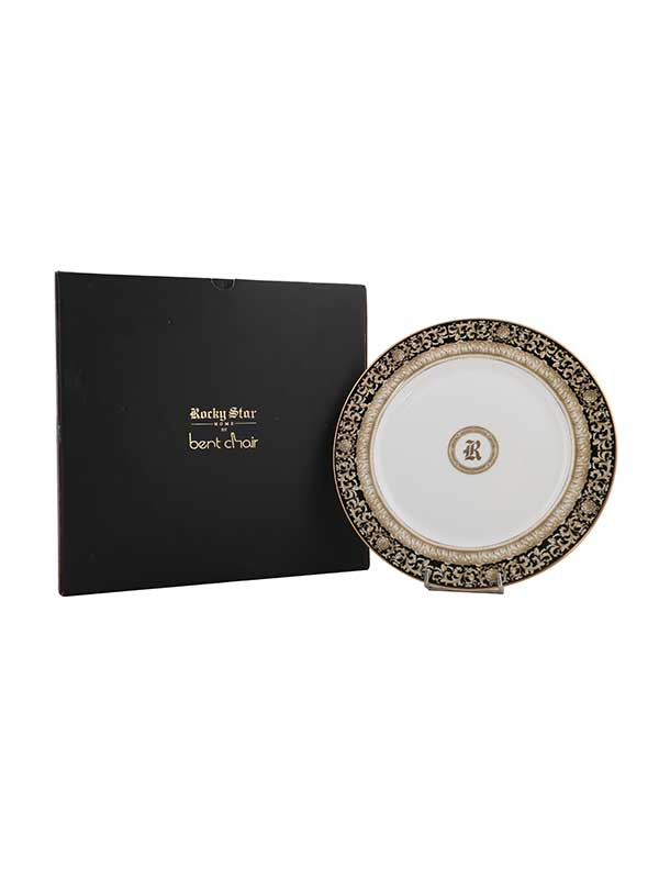 Baroque Dining Plate