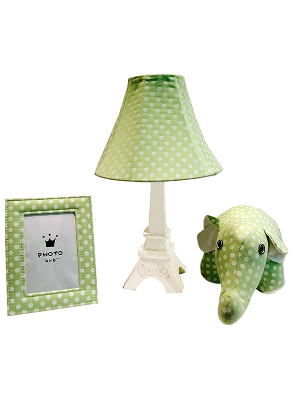 The Light Elephant (Green)
